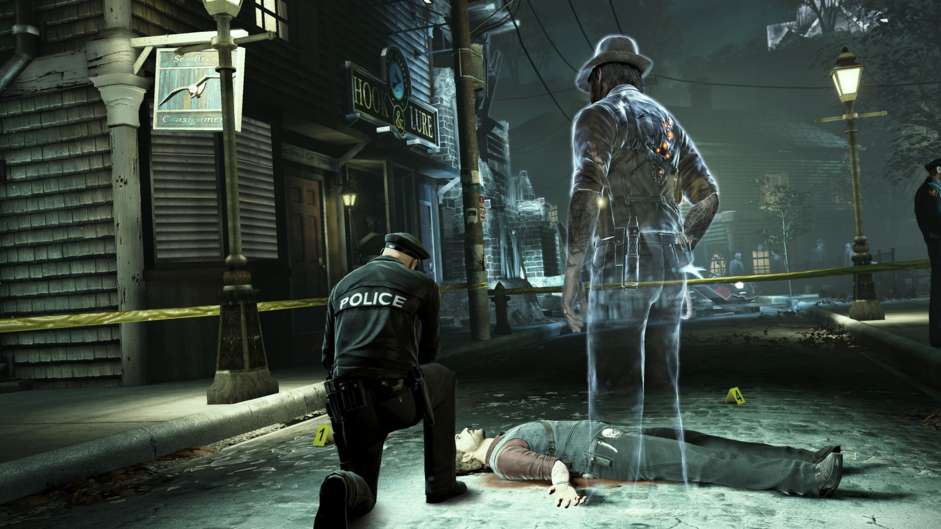 Murdered Soul Suspect Full PC ESPAÑOL Descargar (PROPHET) 2