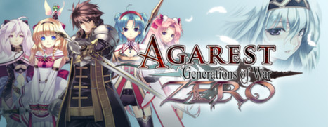 Agarest: Generations of W