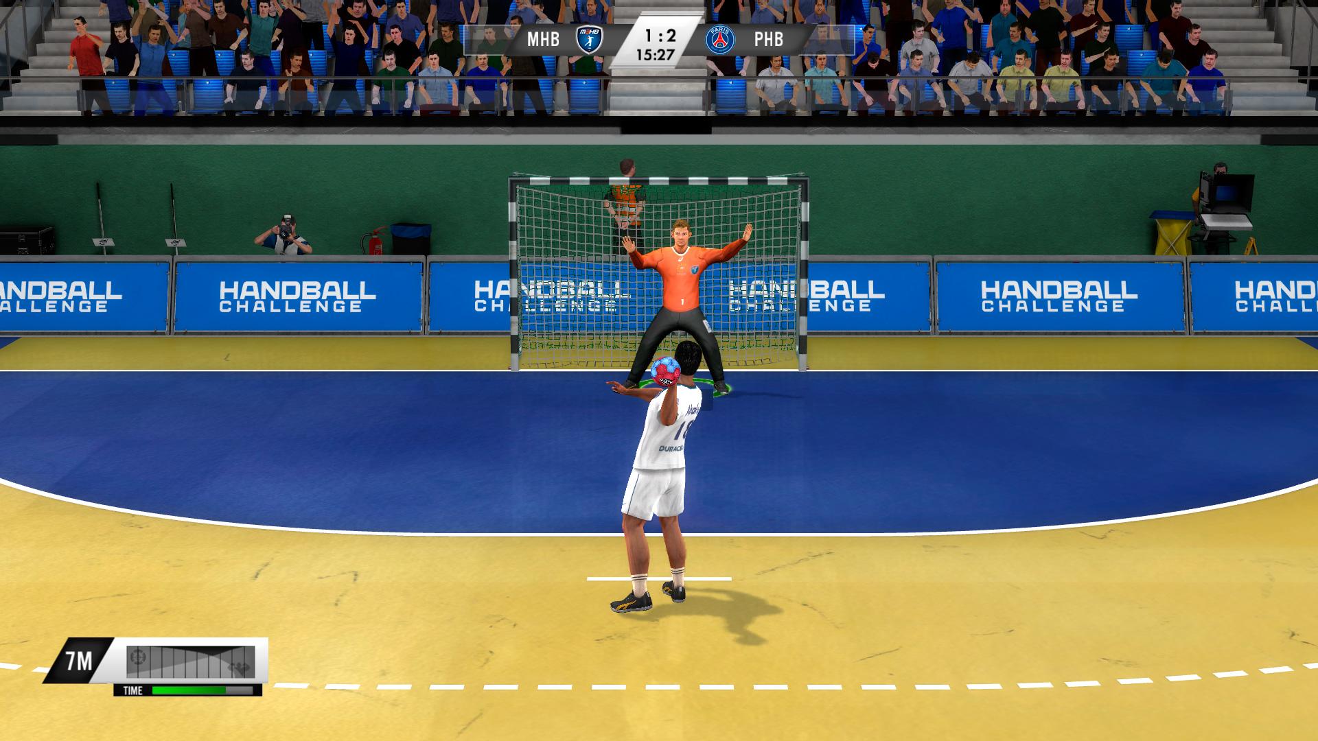 IHF Handball Challenge 14 XBOX 360 ESPAÑOL PROPER (Region PAL) (XGD2) (COMPLEX) 2